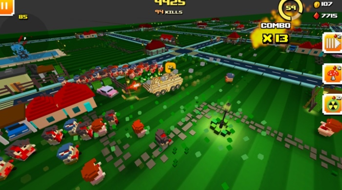 Zombie Bloxx for pc