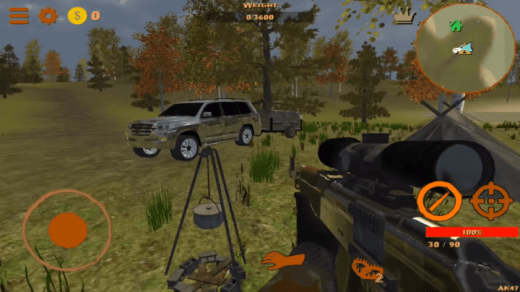 Hunting Simulator 4x4 for PC