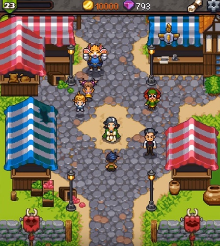 download Dash Quest Heroes for pc