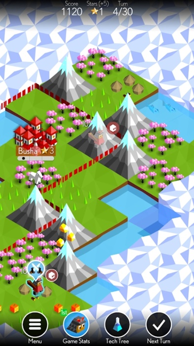 download The Battle of Polytopia for pc