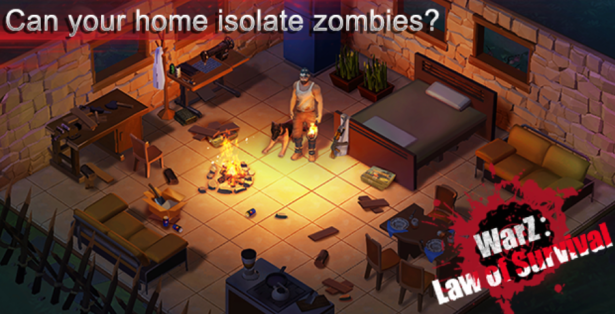 WarZ Law of Survival for PC