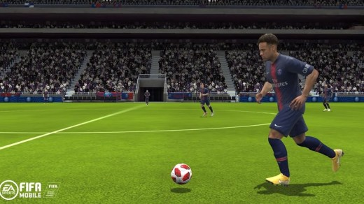 FIFA 19 SOCCER Mobile for pc bluestacks