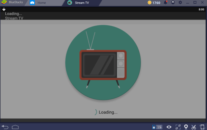 Stream TV for PC