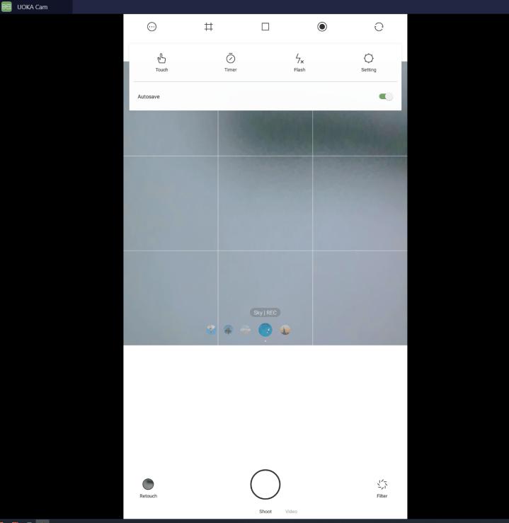 Uoka Textured Life Camera for PC