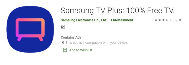 Samsung TV Plus for Mac