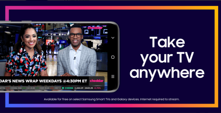 Samsung TV Plus  app download pc