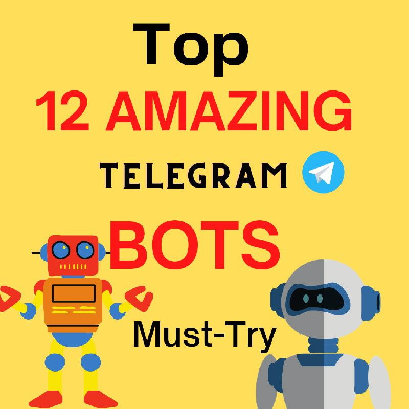 Best Telegram Bot List