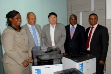 News Samsung Wireless Laser Printer Launch