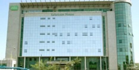 Safaricom+House