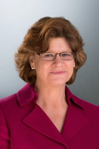 Kathy Brown, President & CEO of the Internet Society