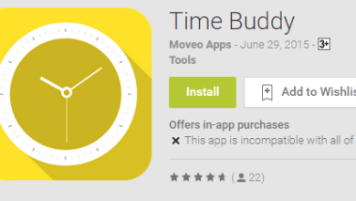 Photo of Time Buddy App lets you check and compare time anywhere in the world