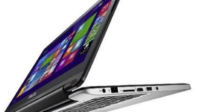 Photo of Video: The ASUS Transformer Book Flip TP550L Review