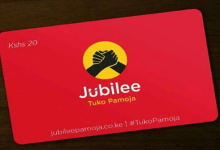 Photo of Jubilee Party launches Smart Card to eliminate fraud in member registration.