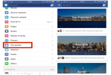 Photo of Facebook is adding a City Guides feature to suggest places and events to visit