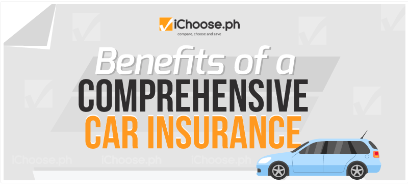 Infographic : Benefits of a Comprehensive Car Insurance