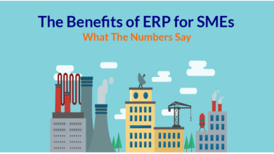 Photo of Infographic: The Benefits of Enterprise Resource Planning (ERP) for SMEs