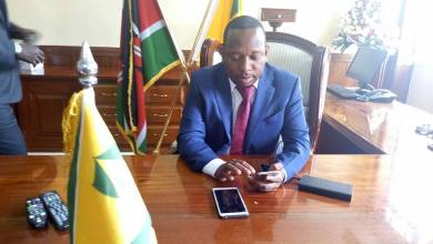 Photo of Nairobi County going cashless, Governor Mike Sonko announces