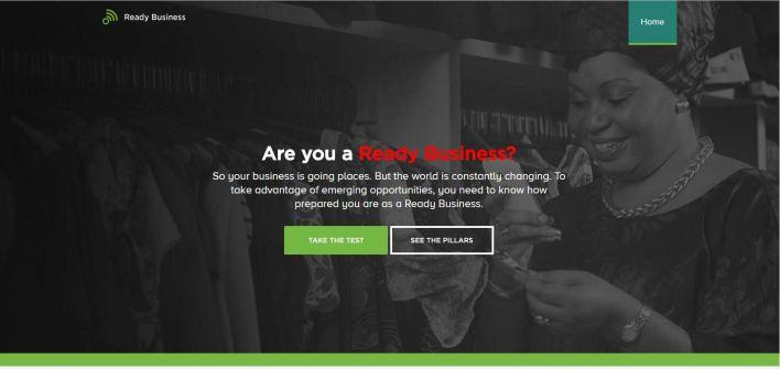 Safaricom Ready Business