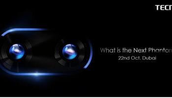 Tecno Mobile launches the Phantom 6 series in Dubai