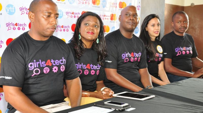 Mastercard launches #Girls4Tech programme to Drive Interest in STEM among Girls in Kenya