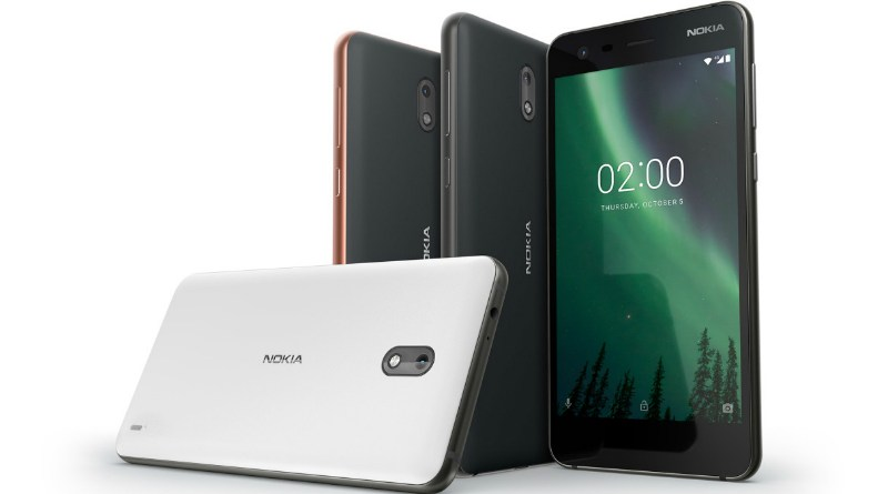 HMD Global launches the Nokia 2 for $115, here are the specs