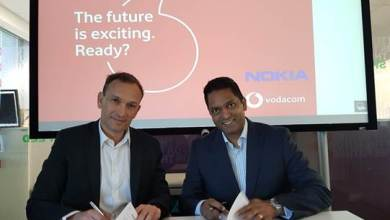 Photo of Nokia and Vodacom sign MoU to conduct 5G trials in South Africa