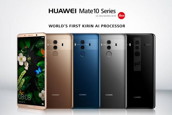 Huawei Mate 10 specs, price and availability in Kenya