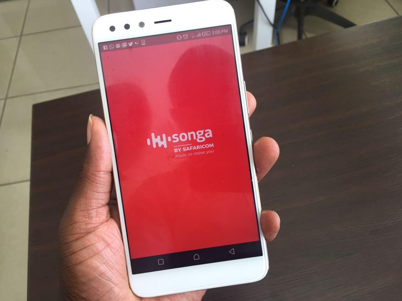 songa music app