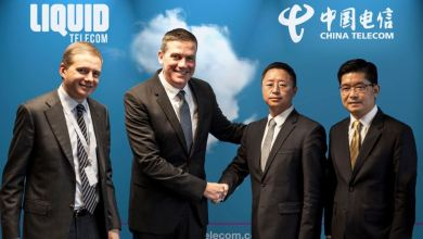 Photo of China Telecom Global and Liquid Telecom Partner to Step Up Network Collaboration between Africa and Asia