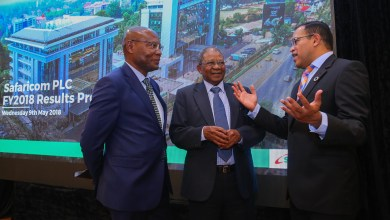 Photo of Safaricom hits Ksh.55.3 billion in full-year profit as Collymore announces comeback