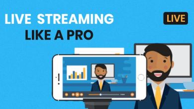 Photo of Live Stream Like a Pro: How to Captivate your Audience with a Live Video