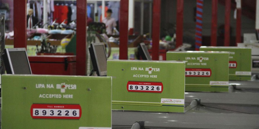 You can now Lipa Na M-PESA without showing your message or give out your phone number