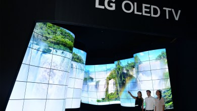 Photo of LG OLED TVs and other diverse portfolio of products