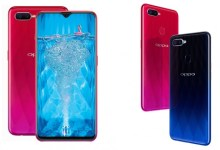 Photo of OPPO F9 with 6.3-inch display and VOOC fast charge officially unveiled in Kenya