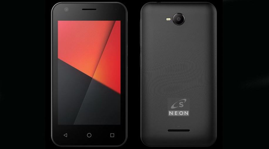 Safaricom's Android Go Neon Kicka 4 specs, price and availability