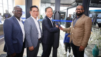 Photo of Samsung opens its largest retail store in Africa at Two Rivers Mall