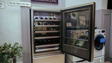 Photo of Redefining Wine O'clock with LG's smart wine cellar