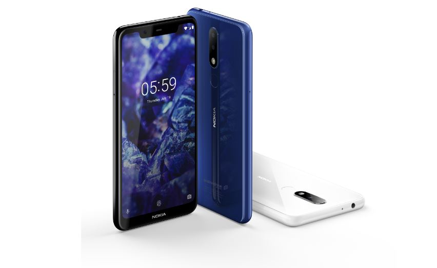 Nokia 5.1 Plus is getting hot slice of Android Pie