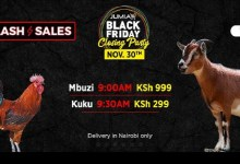 Photo of Jumia launches 'Krisi na Jumia – Twende Ocha' Campaign, to sell Mbuzi at Ksh.999