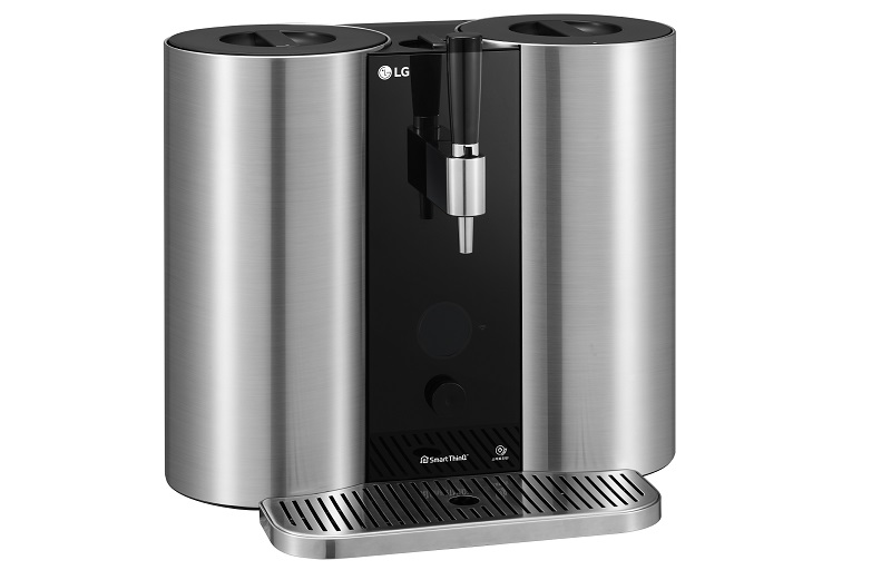 LG HomeBrew, LG's home beer making machine to Debut at CES 2019
