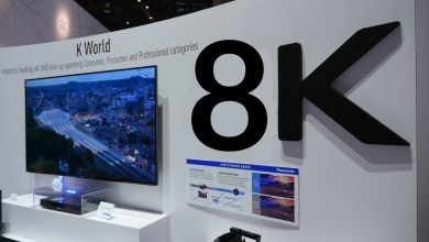 Photo of 8K OLED TV is Here With Us
