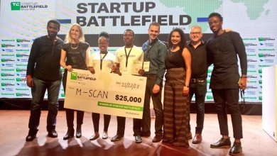 Photo of Uganda's Ultra-affordable ultrasound startup M-SCAN wins TechCrunch Startup Battlefield Africa 2018