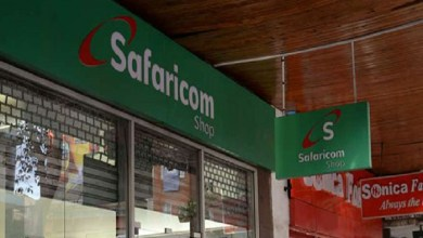 Safaricom shop