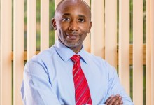Ian Ngethe is the CEO of Raiser Resource Group.