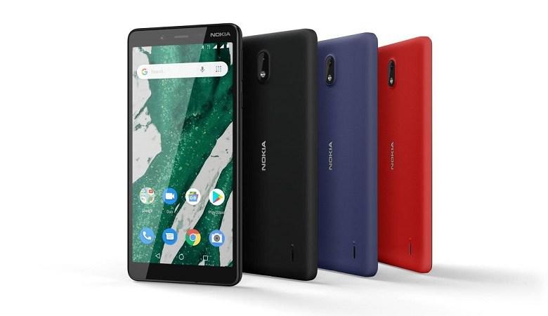 Nokia 1 Plus now in Kenya