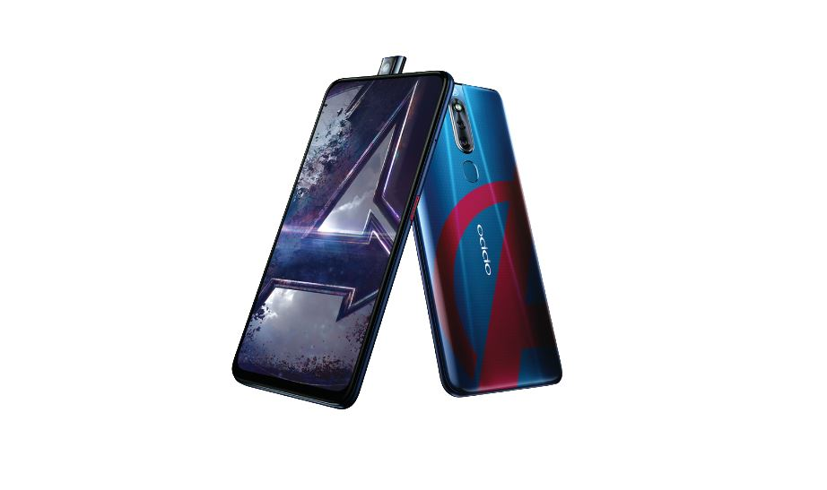 OPPO is bringing the OPPO F11 Pro Marvel Avengers Edition to Kenya