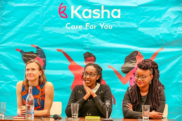 Kasha now in Kenya