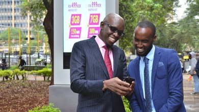 Photo of Telkom Kenya sets up free WiFi hotspots in Nairobi CBD