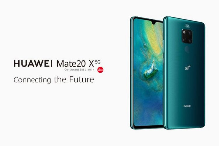 Huawei's First 5G Device Mate 20X 5G Officially Launched -TechTrendsKE