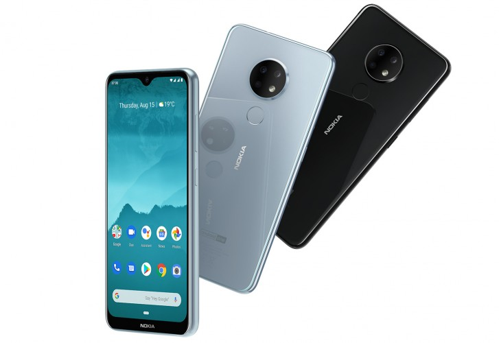 Features - Nokia 6.2 with 3.5-mm Audio Jack
